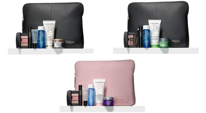 Free 7pc Lancome Gift With Purchase