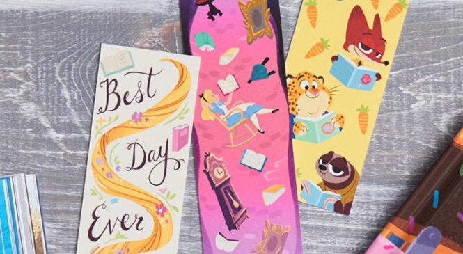 Free Disney Bookmarks