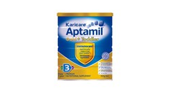 Free Aptamil® Gold+ 3 Toddler Sample