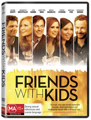 Win a copy of Friends with Kids' on DVD