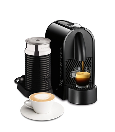Win a Nespresso U Machine from MiNDFOOD