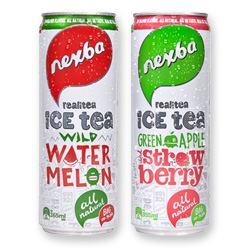 Free Nexba ice tea from 7-Eleven