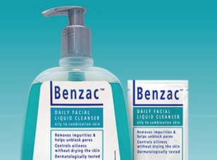 FREE Benzac AC Skincare Samples