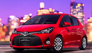 WIN a New-Look Toyota Yaris Hatch!