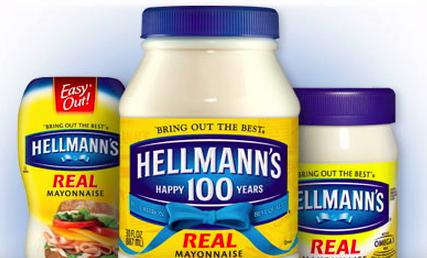 Free Hellmann's Recipe Brochure