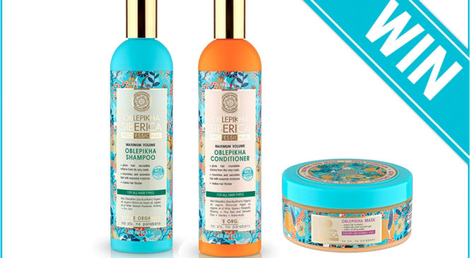 Win 1 Of 5 Natura Siberica Haircare Packs