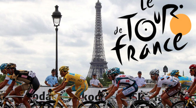 Win 5 Days At The 2017 Tour de France