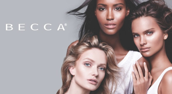 Free gifts from Becca cosmetics