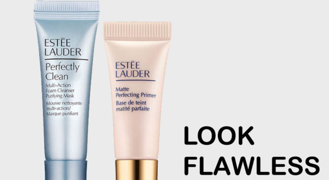 Free Estée Lauder Prep And Prime Duo