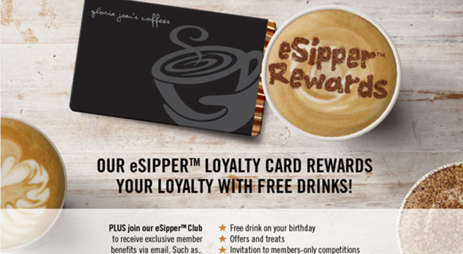 Gloria Jeans FREE Coffee!