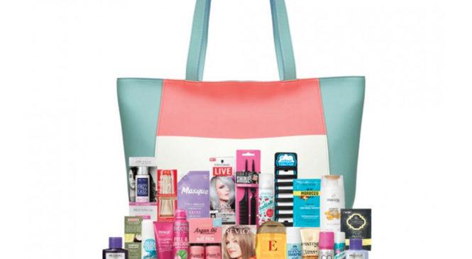 Free Haircare Gift Bag