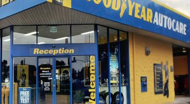 Win 1 Of 10 Goodyear Autocare Prize Packs