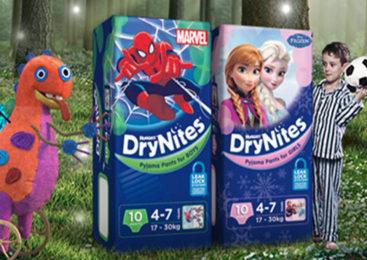 Huggies DryNites Freebie!