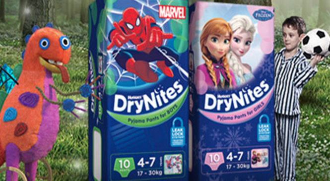 Huggies DryNites Freebie!