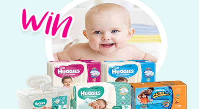 Win A 6-Month Supply Of Huggies