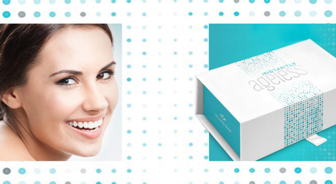 Free Sample Of Instantly Ageless Anti-Wrinkle Cream