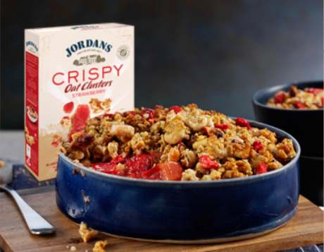Free Jordans Cereal Sample