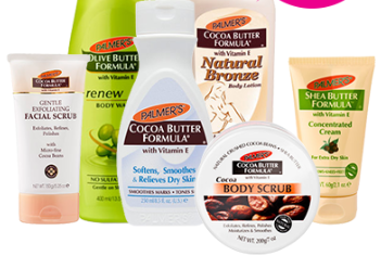 Free Palmer's Cocoa Butter Formula Sample