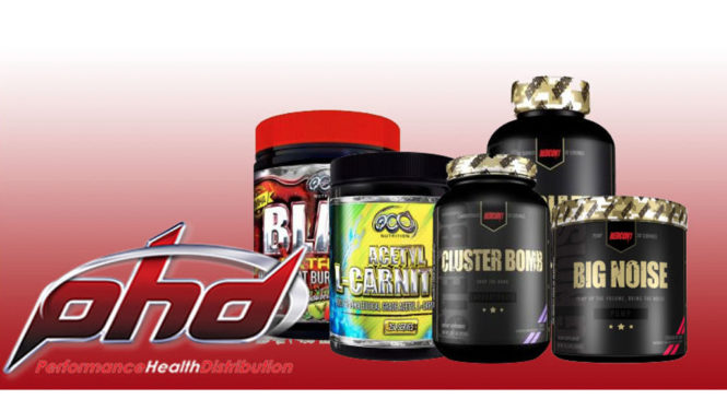 PHD Sports Nutrition Samples