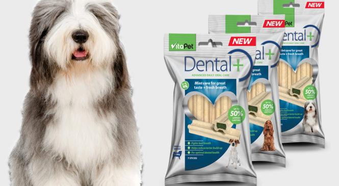 Free VitaPet Dental Treats