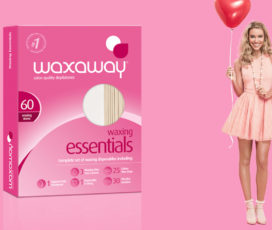 Receive A Free Waxaway Essential Pack