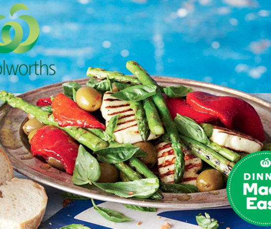 FREE Woolworths Recipes & Video Demos